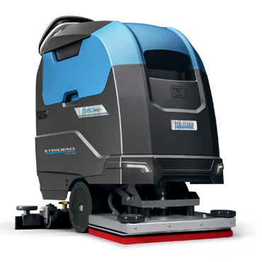 Walk-Behind Auto Scrubbers w/Traction Drive